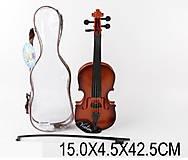 Скрипка в чехле детская, 370-1(1406950), фото