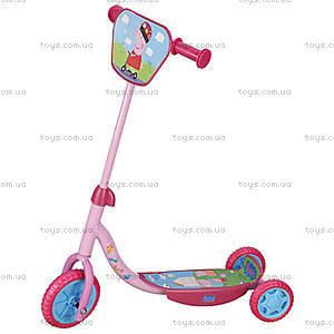 Скутер детский трехколесный Peppa , Т57644