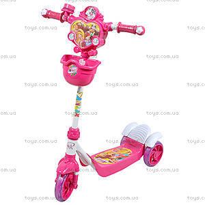 Скутер детский Winx трехколесный, Т54947