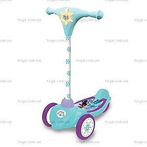 Скутер для детей «Холодное сердце», 052845