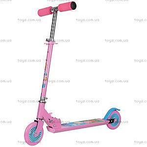 Складной двухколесный скутер для детей Peppa, Т57589