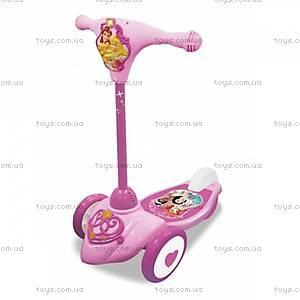 Скутер со световым и звуковым эффектом «Принцесса», 045575