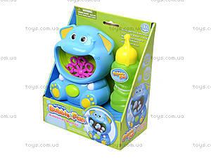 Игрушка для пускания мыльных пузырей «Слон», 10019BDHOBB-BF, фото
