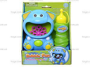 Игрушка для пускания мыльных пузырей «Слон», 10019BDHOBB-BF, отзывы