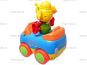 Слоник музыкальный в авто, SF68-3, игрушки