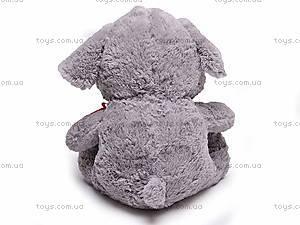 Слоник мягкий игрушечный, 7854/60, купить