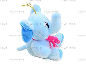 Слоник игрушечный, музыкальный, F-F2422, купить