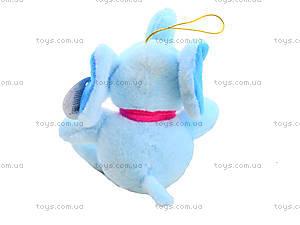 Слоник игрушечный, музыкальный, F-F2422, фото