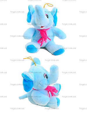 Слоник игрушечный, музыкальный, F-F2422