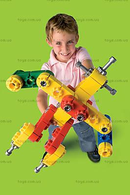 Конструктор для детей Kiditec Small L, 1121, toys.com.ua