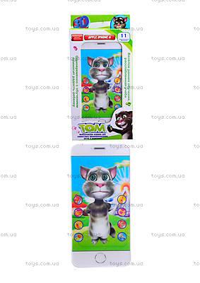 Детский игрушечный смартфон Apple iPhone , 0280A-3