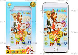 Детский смартфон «Барбоскины», JD-A03