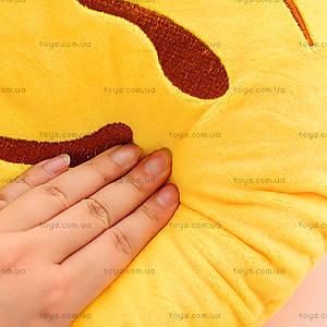 Смайлик-подушка «Хитрец», 44008, отзывы