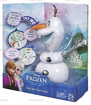Снеговик Олаф Disney «Ледяное сердце», CBH61, фото