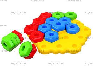Развивающая игрушка для детей «Снежинка», 39182, купить