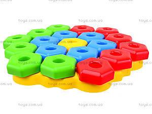 Развивающая игрушка для детей «Снежинка», 39182, toys