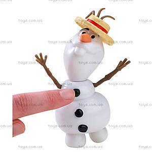 Снеговик Олаф «Летний пение» из м/ф «Холодное сердце», CJW68, фото