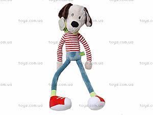 Плюшевая игрушка «Собачка Денди», К424А, фото