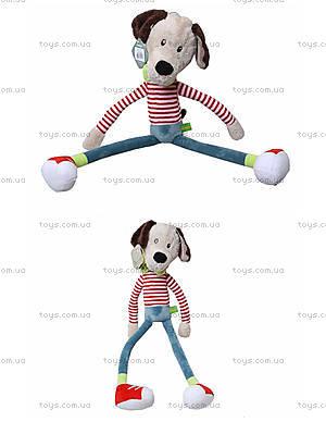 Плюшевая игрушка «Собачка Денди», К424А