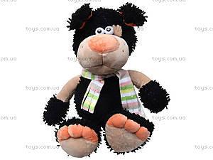 Плюшевая собачка «Фанки», К342А, детские игрушки