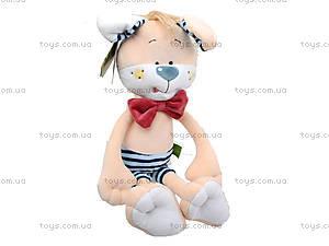 Мягкая игрушка «Собачка Жюль», К412А, купить