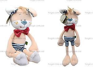 Мягкая игрушка «Собачка Жюль», К412А