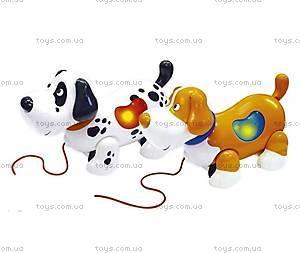 Игрушечная собачка-каталка, S81171