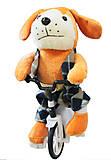 Собачка на велосипеде, R364, отзывы