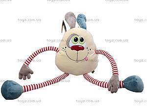 Плюшевая собачка «Смайлик», К423А, цена