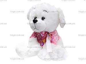 Музыкальная собачка «Снежок», 1312430, купить