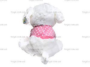 Музыкальная собачка «Снежок», 1312430, цена