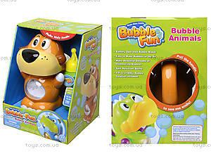 Генератор мыльных пузырей «Собачка», 120 мл, 10018CDHOBB-BF