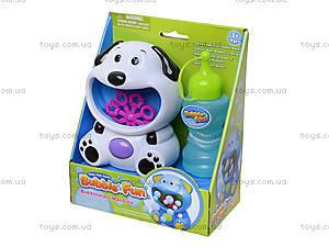 Набор для мыльных пузырей «Собачка», 10019CDHOBB-BF, фото