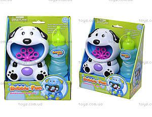 Набор для мыльных пузырей «Собачка», 10019CDHOBB-BF