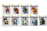 Собачки «Щенячий патруль» со значками, в наборе, 15220, отзывы