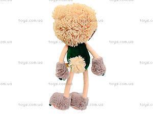 Игрушка для детей «Собака Буль», К356В, фото