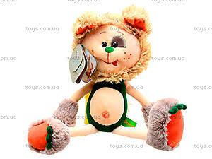 Игрушка для детей «Собака Буль», К356В, отзывы