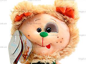 Игрушка для детей «Собака Буль», К356В, цена