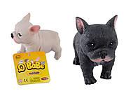 Собака Гонконг - тянучка, 3 цвета, A155-DB, отзывы