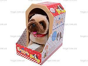 Собака игрушечная с будкой, 9118C, купить