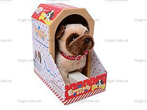 Собака игрушечная с будкой, 9118C