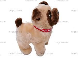 Собака игрушечная, с поводком, 9118E1, отзывы