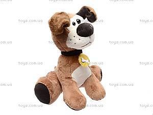Собака мягкая «Чемпион», К329С, купить