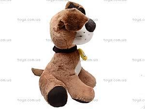 Собака мягкая «Чемпион», К329С, фото
