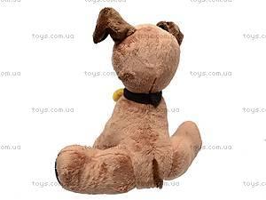 Собака мягкая «Чемпион», К329С, цена