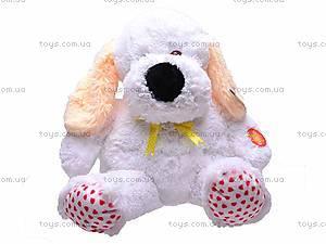Собака плюшевая «Барбос», 7825/38, купить