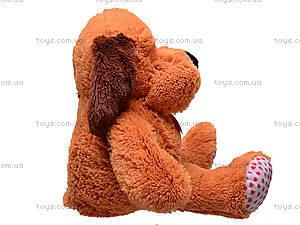 Собака плюшевая «Барбос», 7825/38, цена