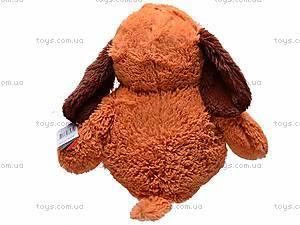 Собака плюшевая «Барбос», 7825/38, игрушки