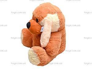Собака плюшевая, большая, 1112/60, купить
