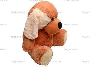 Собака плюшевая, большая, 1112/60, цена